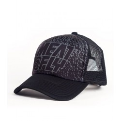 Kšiltovka MEATFLY Groung Trucker 16 D-Grey