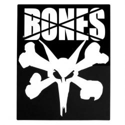 Bones Wheels - BONES WHEELS 40 cm Ramp Square Sticker
