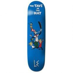 LE Skateboards - Deska LE Skateboards Tony TAVE IN THE HAT 8 X 31.75