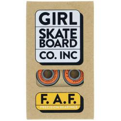 Girl Skateboards - Girl Skateboards F.A.F. ložiska