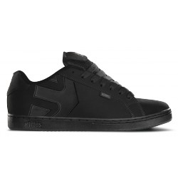 Boty ETNIES Fader / black dirty wash