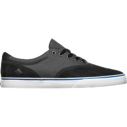 Boty EMERICA Provost Slim Vulc X Toy Machine / black/grey