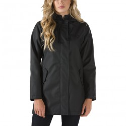 Dámská bunda VANS Mack Rain Slicker / black