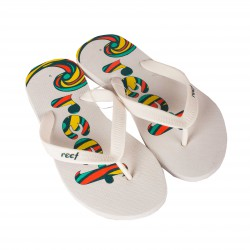 Žabky REEF Recife (white/multi)