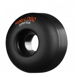 Mini Logo - Kolečka MiniLogo 52mm 101A Black