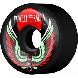 Powell Peralta - Kolečka Powell Peralta Bomber Wheel Black 64mm 85a