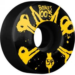 Bones Wheels - Kolečka BONES WHEELS 100's 54mm Black