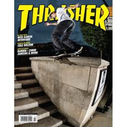 Thrasher - Thrasher Magazine February 2017