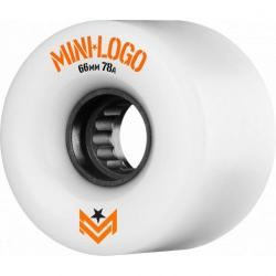 Mini Logo - Kolečka Mini Logo A.W.O.L. A-cut White 66mm 78A