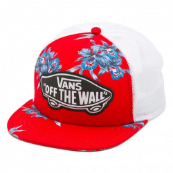 Kšiltovka VANS Beach Girl Trucker /tomato hawaiian