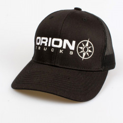 Kšiltovka ORION TRUCKS Lo-Pro Trucker Bar / black