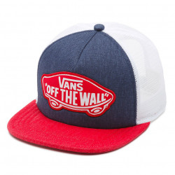 Kšiltovka VANS Beach girl trucker / crown blue