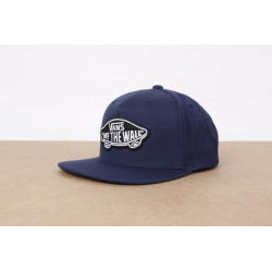 Kšiltovka VANS Classic Patch / dress blue