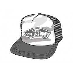 Kšiltovka VANS Beach Girl Trucker / snow camo