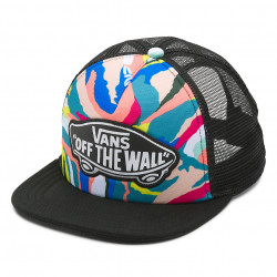 Kšiltovka VANS Beach Girl Trucker / rainbow