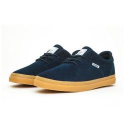 Filament - Boty Filament ROMAR Navy suede canvas