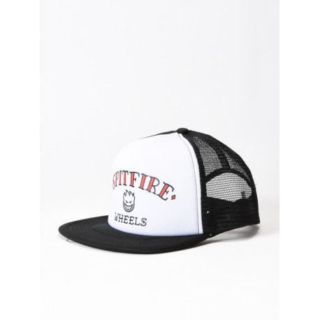 Kšiltovka SPITFIRE Lifer ARC / black/white