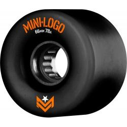 Mini Logo - Kolečka Mini Logo A.W.O.L. A-cut Black 66mm 78A