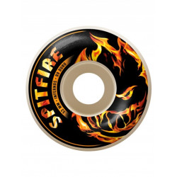 Kolečka Spitfire Infernos 53 mm / white