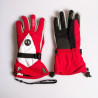 Snowboardové rukavice Level GLOVE OPTION W / red