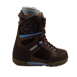 Snowboardové boty THIRTYTWO PRION / brown-blue