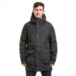 Pánská bunda MEATFLY Enforcer Parka / black