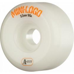 Mini Logo - Kolečka Mini Logo Wheel Hybrid A-cut 53mm 90a