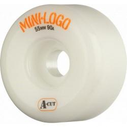 Mini Logo - Kolečka Mini Logo Wheel Hybrid A-cut 55mm 90a