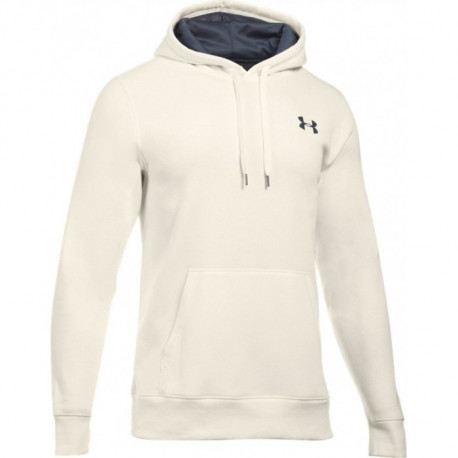 Pánská mikina UNDER ARMOUR STORM RIVAL FLEECE   white cdd5c3d82a8