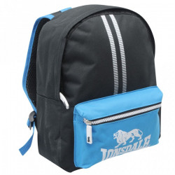 Batoh LONSDALE MINI BACKPACK / black-blue