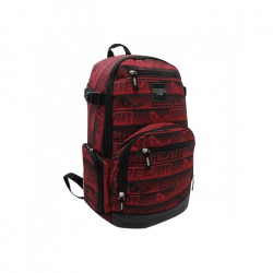 Batoh NO FEAR TONAL BACKPACK / black-red