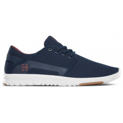 Boty ETNIES Scout / navy/red