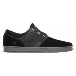 Boty EMERICA the Figueroa / black/grey/silver