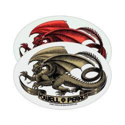 Powell Peralta - Powell Peralta Oval Dragon Sticker