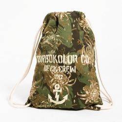 Turbokolor - Vak na záda TURBOKOLOR Co. Shoebag Camo