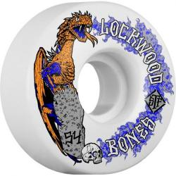 Bones Wheels - BONES WHEELS STF Cody Lockwood Dragon Skateboard Wheels V3 54mm 103A 4pk