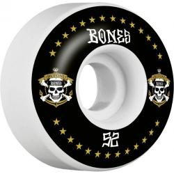 Bones Wheels - BONES WHEELS STF Pro Bufoni Live 2 Ride Skateboard Wheels V1 52mm 103A 4pk