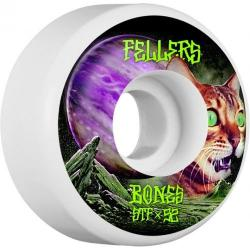 Bones Wheels - BONES WHEELS STF Pro Fellers Galaxy Cat Skateboard Wheel V3 52mm 103A 4pk