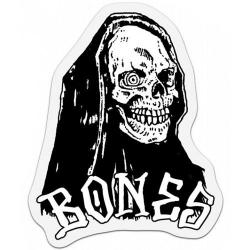Bones Wheels - BONES WHEELS Terror Nacht Sticker Single 8 x 8cm - Head