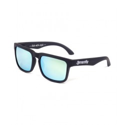Sluneční brýle MEATFLY Sunrise Sunglasses 16 D-blue/orange