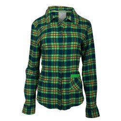Dámská košile RED DRAGON Cindy Flannel / green