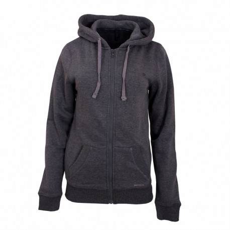 Dámská mikina RED DRAGON Wo Canadian Apparel Zip / charcoal heather