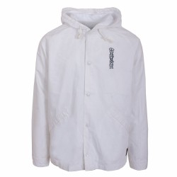 Pánská bunda QUIKSILVER Gateway Coach Jacket / white