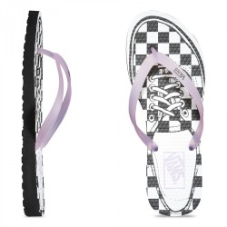 Žabky VANS Hanelei - Authentic / checkerboard/winsome orchid